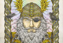 Vikings / Another inspiration. / by CAROL STOVER   *CAS* @artist in a barn,junk gypsy