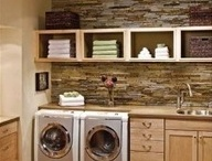 Home Decor -- Luxe Laundry Rooms