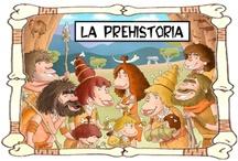 prehistoria / by Maria Aller