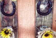 Horseshoes / by Kimberly Christensen