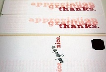 Thank you cards-Free