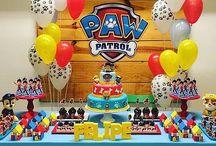 bday patrulha canina