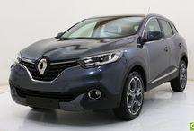 Renault Kadjar / Vous êtes une grande famille ou vous aimez tout simplement les grands SUV ? Qarson vous présente le Renault Kadjar en diesel.