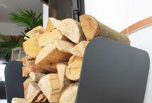 Holzablage