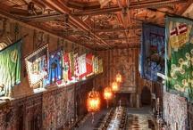 Tarihsel Yemek Salonları