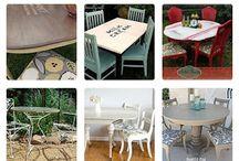 Artesanato - Mobília e peças decorativas / Mobília em geral, pintadas, restauradas etc