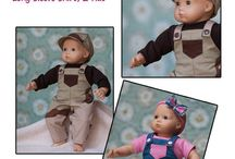 15 Inch Doll Clothes & Accessories