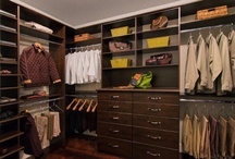 Closets / Whatever the shape or size of your space, a well-organized closet will hold far more than you first imagine. Valet designers can help you make the most of this valuable space.