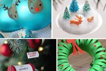 Christmas / by Tiffany Fromm