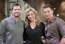 All Things Young & Restless... / Fun stuff about my day job...