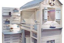 Pokojíčky a vybavení pro děti
