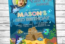 Under the Sea Birthday Ideas