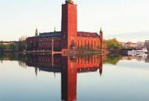 Stockholm Sweden / Platser i Stockholm