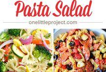 Pastasalade Recepten