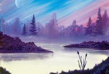pastel képek/festmények