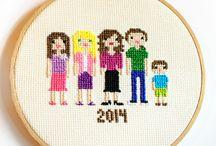 Embroider & Stitch