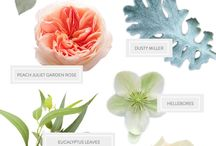 Mint Green Compote Floral Ideas