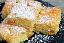 Marillen - Pfirsich Kuchen