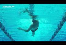 Athlete Swim Technique / Athlete Swim Technique Videos / by Speedo