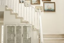 Skylight stairwell