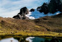 Time and height / photos of where you are in the Andean Lodges trek and how high are you.