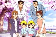 Detective Conan and Magic Kaito / Been watching it since I was 8 years old. It still feels special