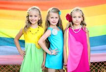 Fashion Party for kids / DO you have a fashionista in the house - she will love this fashion party!