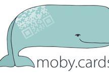 moby.cards / Mit moby.cards QR-Codes erweiterst du jedes Objekt mit wenigen Handgriffen um eine individuelle Nachricht mit Texten, Bildern, Videos, Audios uvm. Nutze moby.cards für Post- und Anlasskarten, Geschenke und Persönliches oder für das nächste große Event.