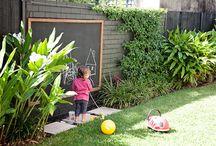 ogród dzieci