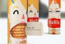 Food packaging in the world / Amazing, creativ, somptous and effective packages for good stuff to eat&drink.