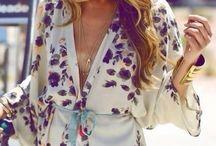 Moda elbise