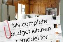 Master Plan / A compilation of remodel ideas for the house