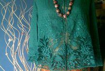 kebaya dan baju tradisional