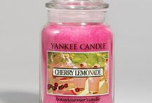 Yankee candles & accessories / Candles. Yankee candles