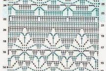 Wzory na szydełko