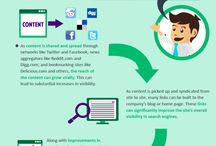 Infographics - Marketing / by Digital Duck Inc.