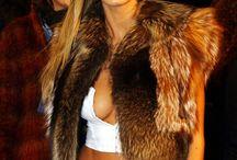 Heidi Klum's Fur