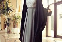 Modesty/Hijab Fashion Inspirations / Garments  / by Asiya Ibrahim
