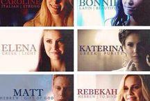 The Originals/ The Vampire Diaries
