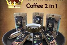 CROWN LUWAK COFFEE