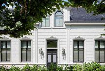 KABAZ - Monumentale woonboerderij / Herbestemmingsproject ontworpen door de architecten en stylisten van KABAZ.