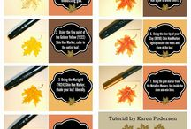 CTMH ShinHan Markers / by Keeley's Kreations Close To My Heart