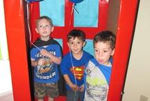 Festa Infantil Super Homem * Super Herois