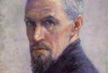 Les Impressionnistes / Manet .. Monet .. Caillebotte .. Gauguin .. Van gogh ... et tous les autres ....