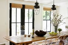 Dining Rooms / by Maggie Jones