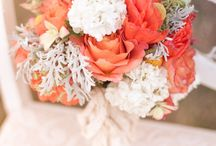 Bouquets and Centrepieces / Wedding