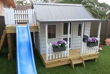 Summer playhouse