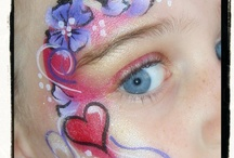 quick face painting