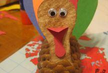 Montessori Thanksgiving Ideas