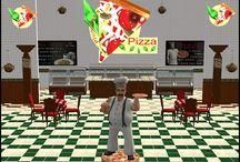 Theme: Pizzeria